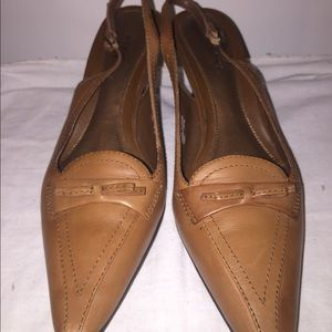MERONA brown women shoes size 7 1/2